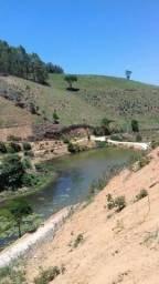 Terreno com lagoa em Lajinha - Domingos Martins
