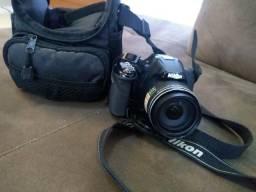 Câmera Nikon p530 c/super zoom 42x