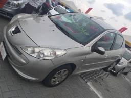 Peugeot/207 1.4 Xr Flex 12/13 - ZERO DE ENTRADA - 2013