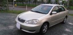 Troco Toyota Corolla xli 2007 por carro até 15.000 - 2007