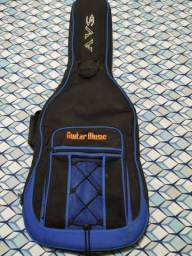 Capa de Guitarra Acolchoada