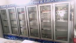 Freezer de 6 portas