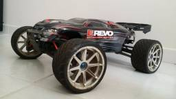 Automodelo E-REVO 1/10 Mamba monster Traxxas