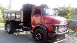 Caminhão 1513 caçamba - 1982