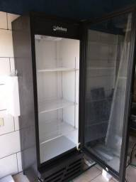 Freezer expositor 3meses de uso com nota fiscal