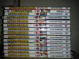 My Hero Academia Volumes 1 ao 12 + Smash
