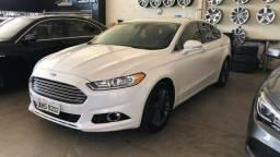 Ford Fusion Impecável Único Dono - 2015