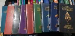 Coleção As aventuras do caça-feitiços - 9 livros