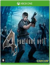 Compro resident evil 4 xbox one