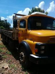 Caminhão Truck Mercedes 1113 Barbarda!!!