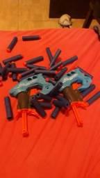 2 Nerfs por 25 reais! + 31munições