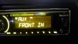 Sony som automotivo sony