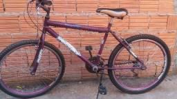Bicicleta de macha