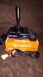 Conversor e gravador digital Century com entrada USB e HDMI