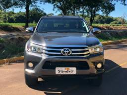 Toyota Hilux SRX 4P - 2016