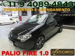 Fiat Palio Fire 1.0 Flex - Ano 2009 - Super Conservado - Financiamento Fácil