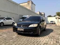 Honda Civic Lxl - 5mil + 699 Mês