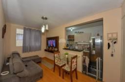 Apartamento à venda com 2 dormitórios em Pinheirinho, Curitiba cod:930828