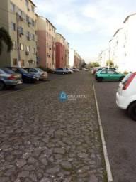 Título do anúncio: Apartamento com 2 dormitórios para alugar, 44 m² por R$ 500/mês - Santa Fé - Gravataí/RS