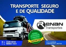 Transportes de Veículos para todo Brasil