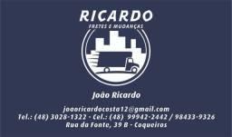 Ricardo fretes e mudanças