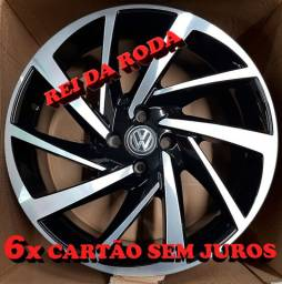 Jogo Rodas Novo Polo - KR93 - ARO18