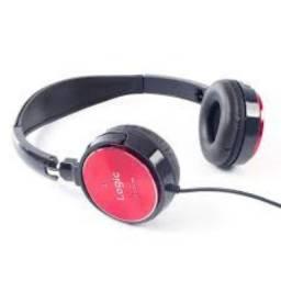 Fone de Ouvido Stereo Headphone Logic ? LS 2000 BL