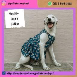 Roupinhas e acessórios para Pet By Patinhas Moda Pet