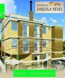 Apartamento à venda com 4 dormitórios em Ingleses do rio vermelho, Florianópolis cod:2008