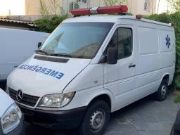 Ambulância Mercedes Sprinter 35.000 - 2005