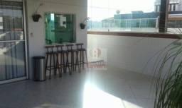 Cobertura com 3 dormitórios à venda, 190 m² por R$ 880.000,00 - Barreiro - Belo Horizonte/