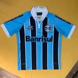 Camisa Oficial do Grêmio Tricolor Despedida do Olímpico 2012 Topper