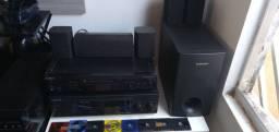 Sony MD JE520 + Receiver Kenwood 107 VR