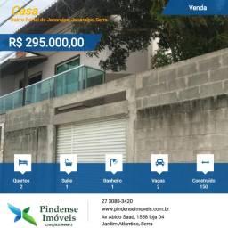 Casa germinada em Jacaraípe, 02 quartos