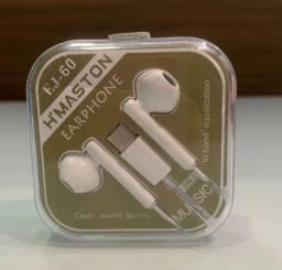 Fone de ouvido Earbuds Tipo C ? EJ-60