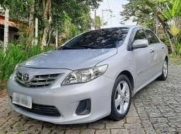Corolla GLI 2012 automático / Couro / Multimidia impecável com total procedência