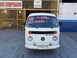 Volkswagen kombi 1.6 8v Escolar 15 Lugares 2002/2002