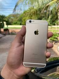iPhone 6s dourado / estado de novo!