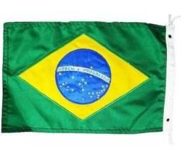 Bandeira do Brasil 20cm x 33cm