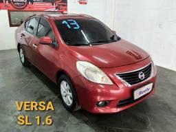 Nissan Versa SL 1.6 2013