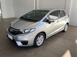Honda fit lx 1.5 automático 2016 - completíssimo