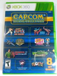 Capcom Digital Collection - Xbox 360 - Patch - LT 3.0