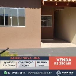 Nova Lima - 02 quartos + 01 apartamento