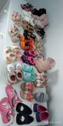 Desapego - Sapatos usados menina