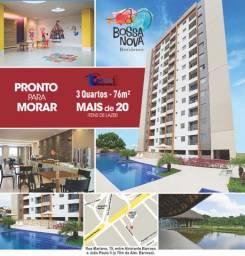 31_ Bossa Nova Residence. 3 Quartos. 2 Vagas