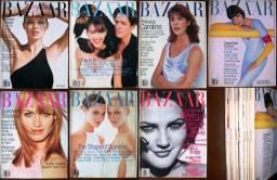7 Relíquias revista Harper's Bazaar 1996 - 1997