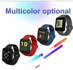 Smartwatch V6 várias cores