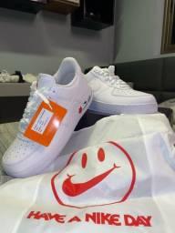 Air force white bag