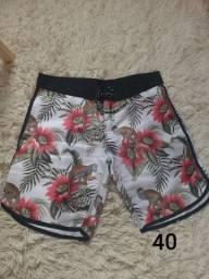 Shorts Impermeáveis