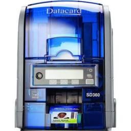 Título do anúncio: Impressora Datacard SD 360 (imagem ilustrativa)